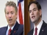 GOP Senators Rubio, Paul Battle Each Other Over Cuba