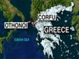 Greek Navy Responding To Distress Call From Cargo Ship