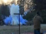 Gun Lover's Inventive Way To Find Out Gender Of New Baby