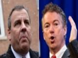 Gov. Christie, Sen. Paul Criticized For Vaccination Comments