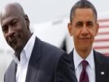 Grapevine: Obama Forgives Michael Jordan For Name Flub