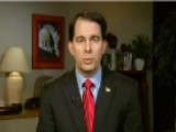 Gov. Walker: 'It's One Thing To Fight, It's Another To Win'