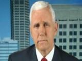 Gov. Pence Responds To Critics Of Religious Freedom Law
