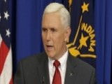 Gov. Mike Pence: Religious Freedom Law Will Be 'clarified'