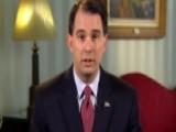 Gov. Scott Walker Fires Back At President Obama