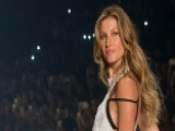 Gisele Walks Last Runway
