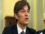 Group Calls For Columbia University To Ditch Dr. Oz