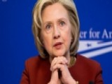 Growing Accusations Of Corruption Against Hillary Clinton