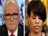 Giuliani On What Baltimore Mayor Should Have Done Better