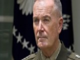 Gen. Dunford Nominated As New Chairman Of The Joint Chiefs