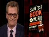Greg Proops Authors 'The Smartest Book In The World'