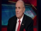 Giuliani: City Officials Should Have Police Officers' Backs