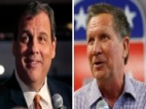 Governors Christie, Kasich To Announce Presidential Runs