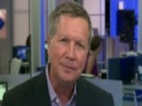 Gov. John Kasich On How He Stands Out From Rest Of GOP