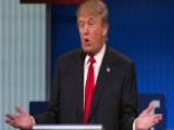 GOP Debate Recap: Trump Takes Most Heat At Center Stage