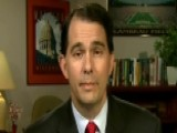 Gov. Scott Walker Fires Back At Critics