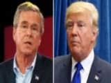 Gloves Come Off: Bush And Trump In Growing War Of Words