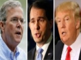 GOP Candidates Vie For The Spotlight