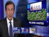 Grapevine: Gov't Wasted $125 Billion In Improper Payments
