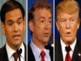 GOP Candidates Air Foreign Policy Differences At FBN Debate