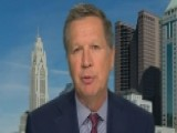 Gov. John Kasich: We Can't Keep Waiting To Act On ISIS