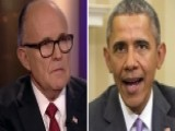 Giuliani On Obama's 'setback,' ISIS And Keeping America Safe
