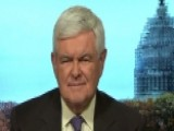 Gingrich Says Refugee Debate Is A National Security Issue