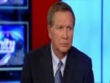 Gov. John Kasich's Plan For Destroying ISIS