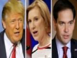 GOP Candidates Tackle ISIS Threat, Obama's Leadership