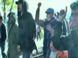 Greek Border Crossing Shutdown After Standoff With Refugees