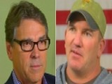 Gov. Perry Helps Vet Get Unconventional PTSD Treatment