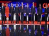 GOP Presidential Field Still Wide Going Into Primary Season