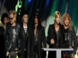 Gun 'N Roses, Spice Girls Reunion Rumors