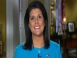 Gov. Nikki Haley Delivers Republican Address To The Nation
