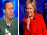 Gutfeld: Hillary Clinton Gets Dismissive