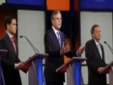 GOP Candidates Talk National Security, Economy During Debate