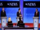 GOP Candidates Debate Possible Zika Virus Quarantine