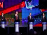GOP Debate Pivots From Personal Attacks To Policy