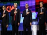 GOP Candidates Assume More Civil Tone Before Key Votes