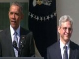 GOP Refusing Hearing For SCOTUS Nominee Merrick Garland