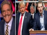 Geraldo Rivera Responds To Trump Hack, Anti-Trump Protests
