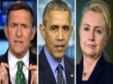 Gen. Flynn On Fallout From Obama's Defense Of Clinton