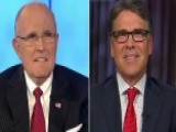 Giuliani, Perry Debate The Republican Delegate Game
