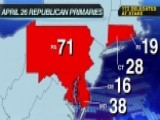 GOP Candidates Campaigning Ahead Of 5 Northeast Primaries