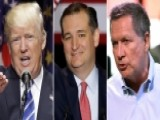 GOP Candidates To Speak At State Convention In California