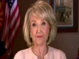 Gov. Brewer Feels 'very Cheated' Over Ariz. Delegate Voting