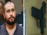 George Zimmerman To Sell Gun Used In Trayvon Martin Shooting