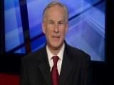 Gov. Greg Abbott: Texas Will Ignore Iran Nuke Deal