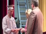 Graduation Recreated For Student Who Wakes Up From A Coma