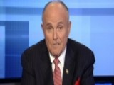 Giuliani: Couldn't Do Worse Than Obama, Clinton Against ISIS